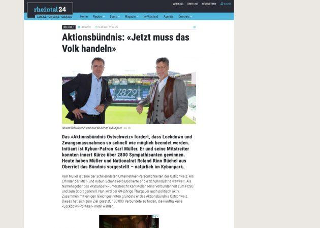 Zum Artikel von rheintal24 Zum Eigenen Archiv